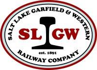 Salt Lake Garfield & Western Railway logo